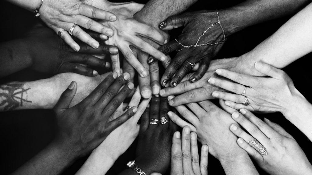 ubuntu, hands, mpeti lodge